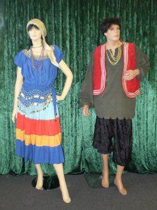 Male and Female Gypsies
