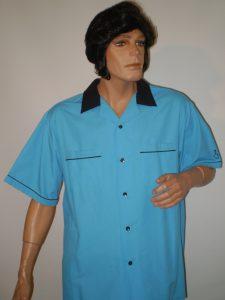 1950's bowling shirt