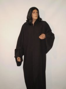 Snape Harry Potter style character costume