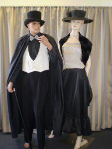 Edwardian fashion and Victorian costume
