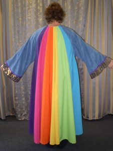 Technicolor dreamcoat