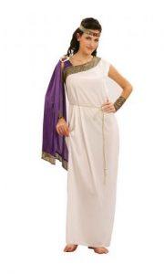 Goddess white & purple