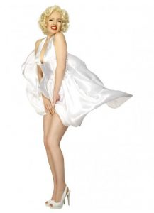Marilyn Movie costume