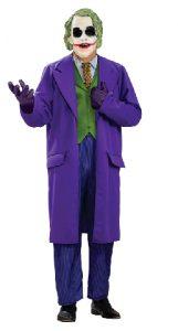 Joker costume from Batman, Purple suit style