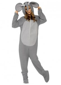 Elephant costume - Available to buy in store.