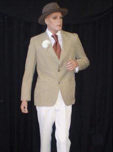 1920's - 1940's men's suit