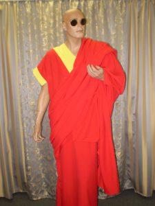 Dalai Lama costume/Buddhist Monk