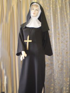 Nuns habit suitable for Sound of Music