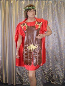 Roman Costumes - Red Centurion