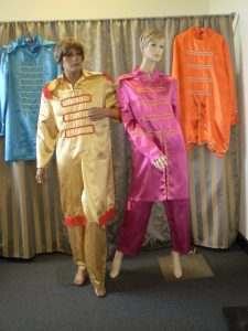 Beatles Sgt Peppers costumes