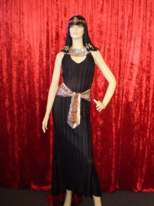 Cleopatra ancient Egyptian costume