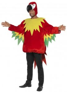 Adult Parrot or bird costume