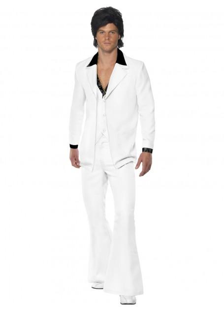 John Travolta costume - Saturday Night Fever disco suit