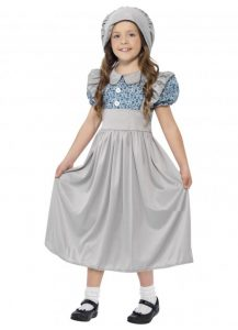Old fashioned schoolgirl costume available to buy.