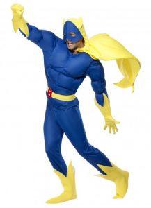 Bananaman super hero costume