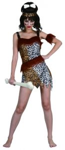 Jane or Cave woman costume