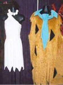 Fred and Wilma - Flintstones costumes