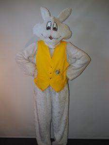 Alice in Wonderland costume, The White Rabbit