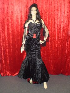 Dracula's Bride costume