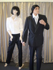 Pulp Fiction costumes Uma Thurman & John Travolta