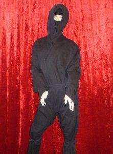 Ninja costume or Uniform. Costumes starting with N. Sydney