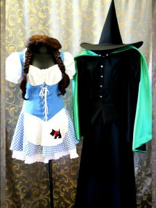 Dorothy & Wicked Witch of the West Costume