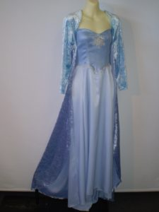 Frozen costumes for adults Elsa