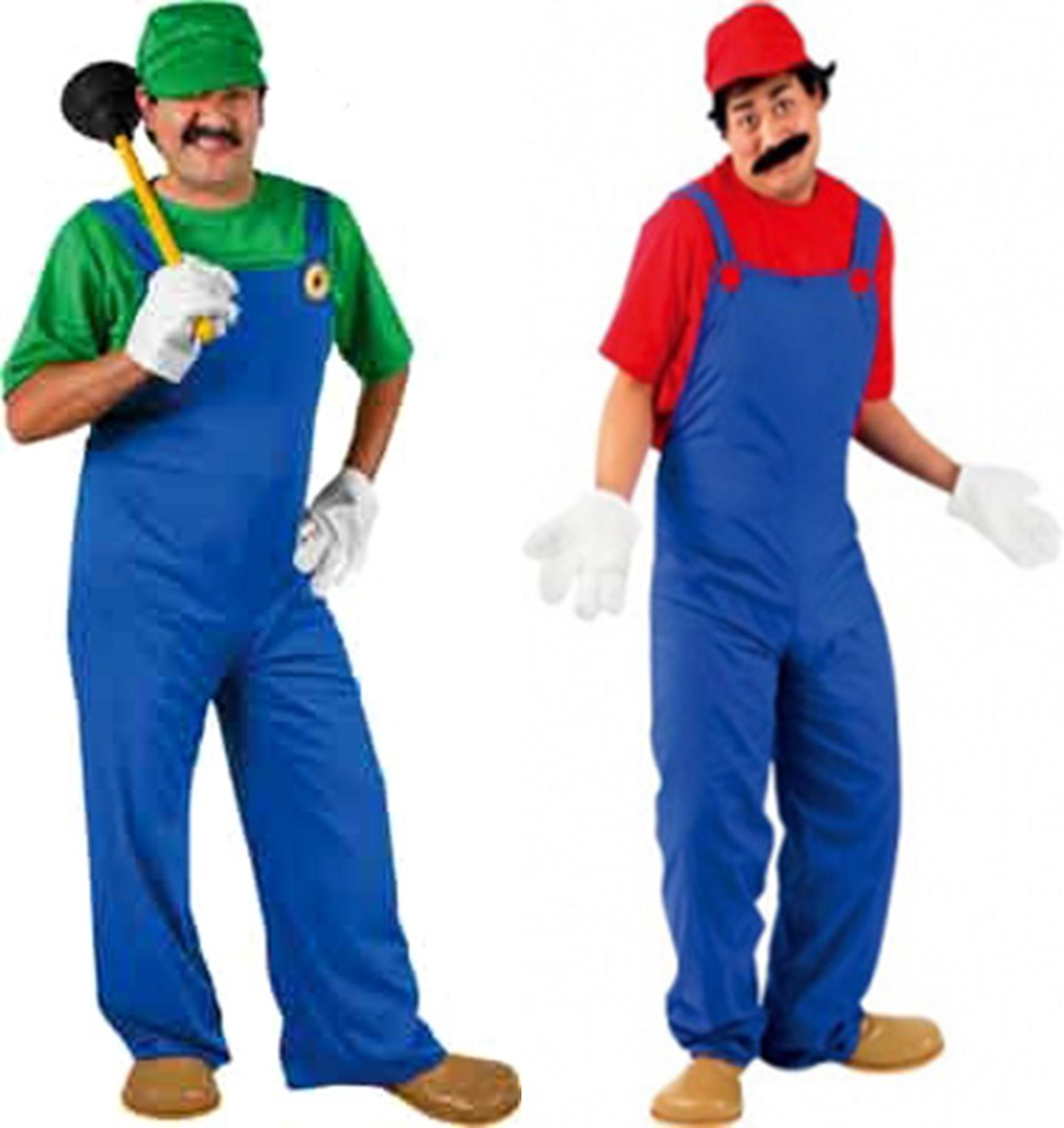 Mario brothers costumes to buy