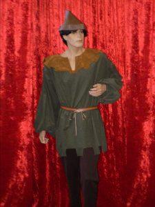Robin Hood King of Theives Nottingham forest