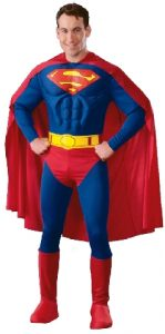 Superman costume costumes starting with S
