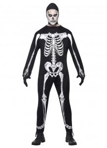 Skeleton costume sydney