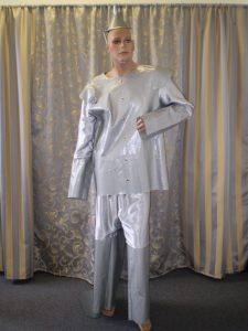 Wizard of Oz style Tinman costume