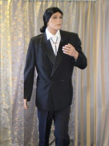 Pulp Fiction inspired Vincent Vega style costume