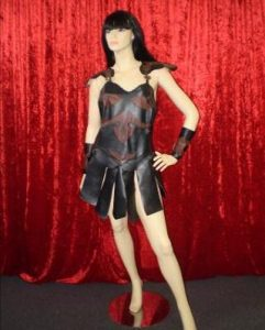 Xena warrior princess style costume