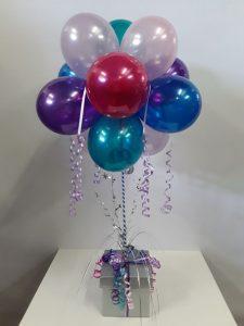 Balloon-tree-table-decoration