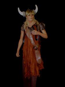 Viking costume