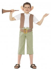 Child's BFG costume, Sydney costume shop