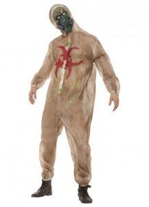 Biohazard Zombie Costume