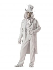 Ghostly gent Zombie costume