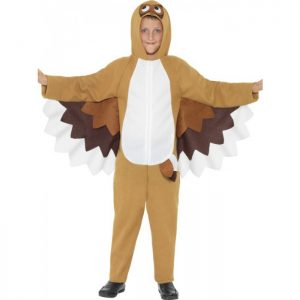 Kids owl costume to buy. Book week costumes.