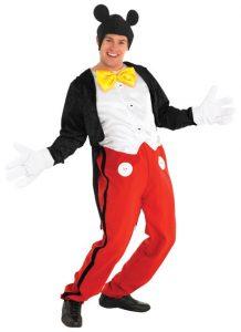 Micky Mouse costume, Sydney costume shop.