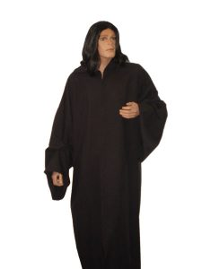 Snape costume. Harry Potter costumes from a Sydney costume shop. Includes robe and Snape wig.