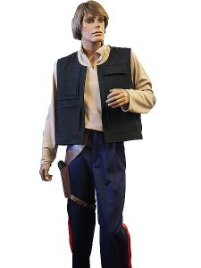 Hans Solo Star Wars costume