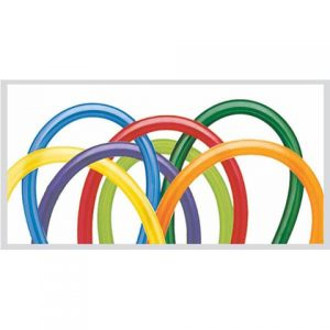 Qualatex 260qs Available in bags of 100 in various colour assortments or individually.