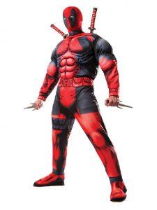 Adults Deadpool costume