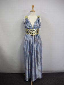 Light blue Khaleesi, mother of dragons dress
