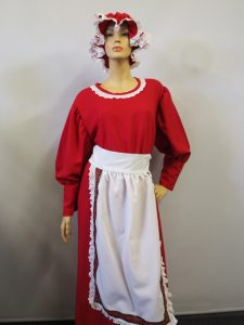 Mrs Clause costume