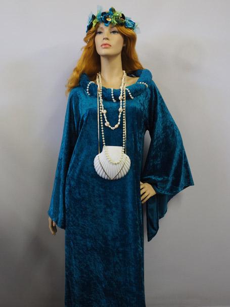 Queen Neptune costume
