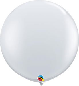 Big clear balloons
