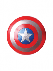 Large size Captain America shield